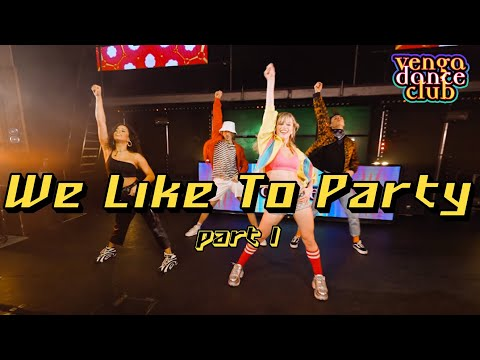 Vengaboys - We Like To Party Dance Video (Choreography & Tutorial) *Part 1*
