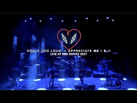 The Revivalists - Soul's Too Loud → Appreciate Me I & II (Live At Red Rocks)
