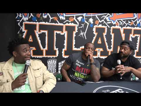 IN THE BOOTH with Canton Jones and Messenja with guest Elijah Ketchup