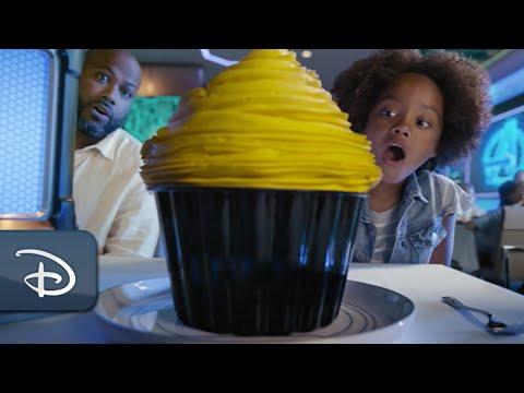 Designing The Disney Wish: Three Brand-New Family Restaurants   Disney Cruise Line