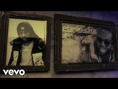 Pop Smoke - 8-Ball (Audio) ft. Kid Cudi