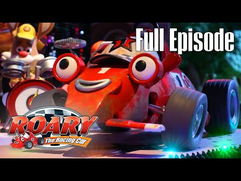 Big Show Disaster | Roary the Racing Car | Full Episode | Cartoons For Kids