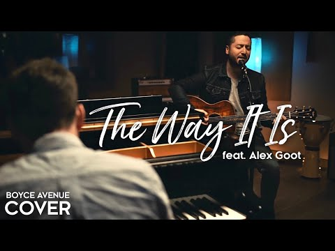 The Way It Is - Bruce Hornsby (Boyce Avenue ft. Alex Goot piano acoustic cover) on Spotify & Apple