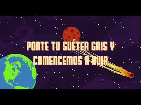 Los Pescadores Del Río Conchos - Vámonos A Marte ft La Maquinaria Norteña (Lyric Video)