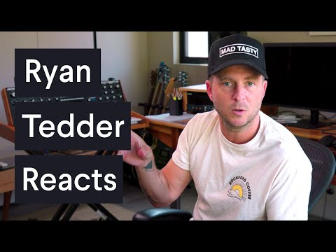 Ryan Reacts: Songs From His 30-Day Songwriting Class