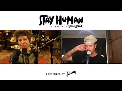 Ani DiFranco (Recording Artist) - Stay Human Podcast with Michael Franti