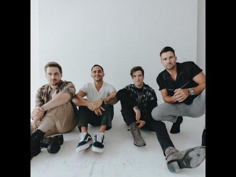 Big Time Rush - December Tour Announcement