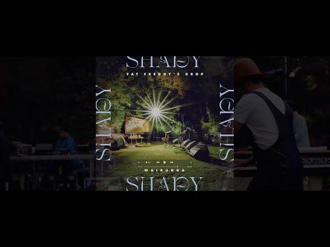 Fat Freddy's Drop SHADY (WAIRUNGA) Single Sting