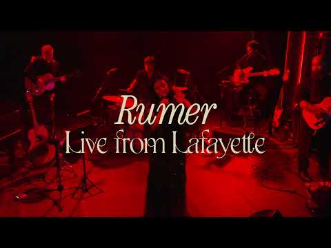 Rumer - Live from Lafayette - Album out Sept 17, 2021