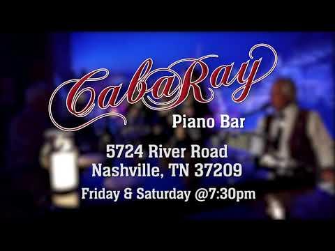 Ray Stevens CabaRay Piano Bar Promo 1