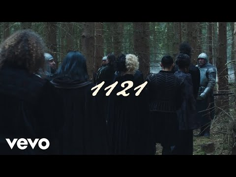 Halsey - 1121 (Lyric Video)