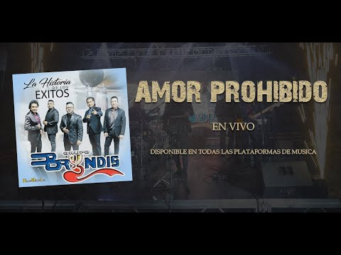 Grupo Bryndis - Amor Prohibido, En Vivo - 2021