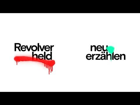 Revolverheld -  Neu Erzählen (Offizielles Lyricvideo)