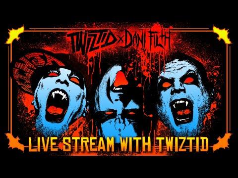 "Twiztid ""Neon Vamp"" Live Stream!!"
