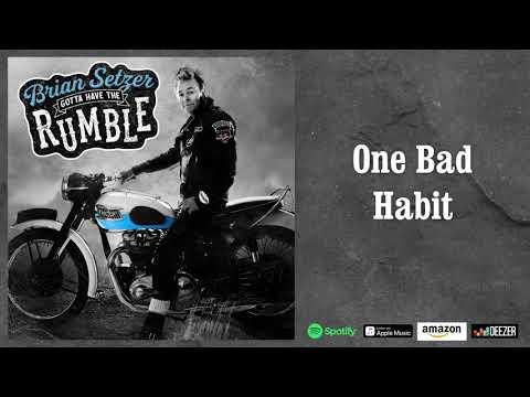 Brian Setzer - One Bad Habit (Audio)