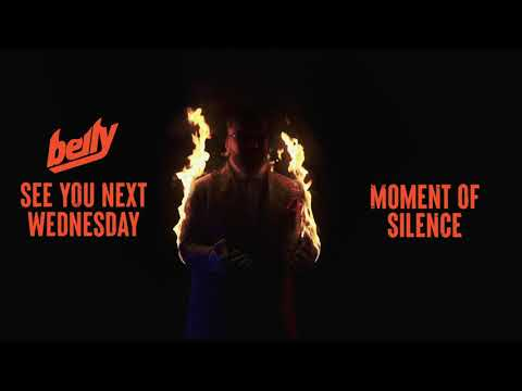 """BELLY - """"Moment Of Silence"""" (Official Visualizer)"""