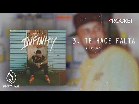 Te Hace Falta - Nicky Jam | Video Letra