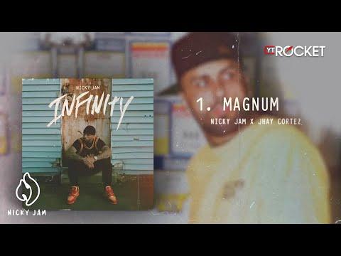 Magnum - Nicky Jam x Jhay Cortez | Video Letra