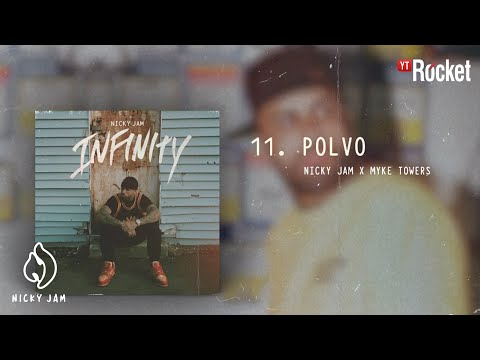 Polvo - Nicky Jam x Myke Towers   Video Letra