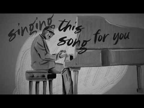 Ray Charles - A Song For You (Official Lyric Video)