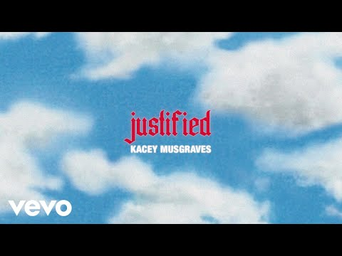 Kacey Musgraves - justified (official lyric video)