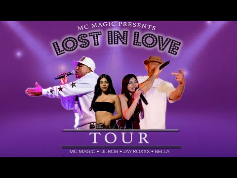 Lost in Love Tour CHICAGO 2021