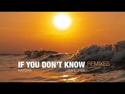 Kaysha - If you don't know - The Future Sound Remix
