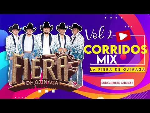 La Fiera De Ojinaga MIx Corridos