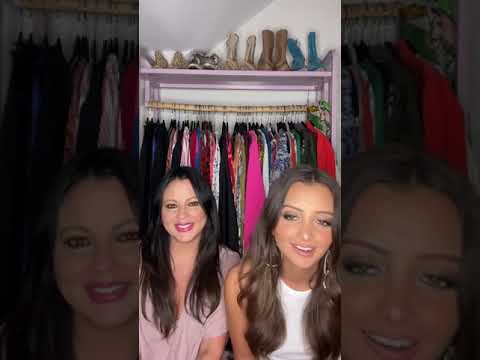 Sara Evans - Closet Chaos with Tiera