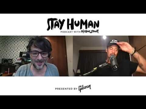 Simón Mejía of Bomba Estereo - Stay Human Podcast with Michael Franti
