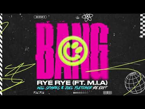 Rye Rye feat. M.I.A - Bang (Will Sparks & Joel Fletcher Re-Edit)
