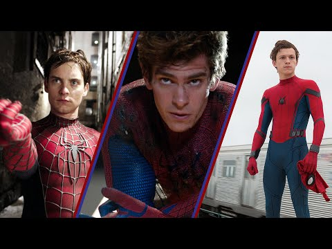 WHO IS THE BEST SPIDER-MAN!?