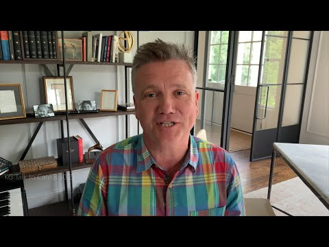Keith Getty | Exciting Updates for the Sing! Online Conference