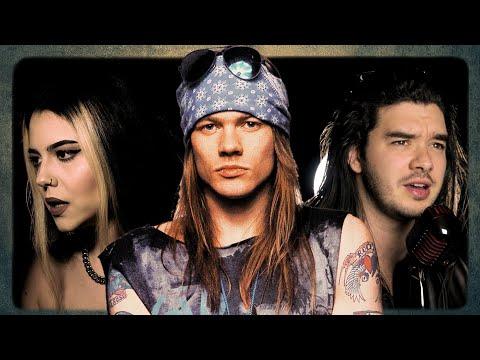 Guns N' Roses - Patience (Violet Orlandi ft Dan Vasc COVER)