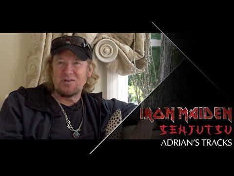 Iron Maiden - Senjutsu - Adrian's Tracks