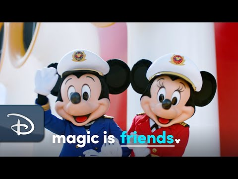 Magic Is Here - Now Sailing | Disney Cruise Line