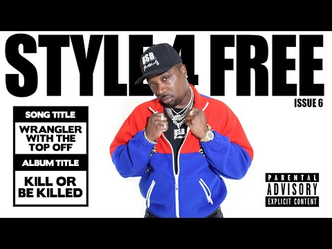 TroyAve-Wrangler with the top off(official music video)|Latest freestyle rap 2021|Style4free Part2