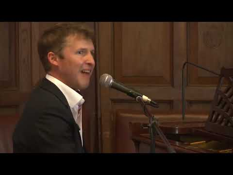 James Blunt - Goodbye My Lover (Live at Oxford Union 2016)