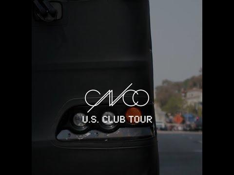 CNCO Toa La Noche Club Tour Series - Part 4