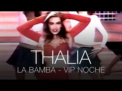 Thalia - La Bamba - VIP Noche - España 1991