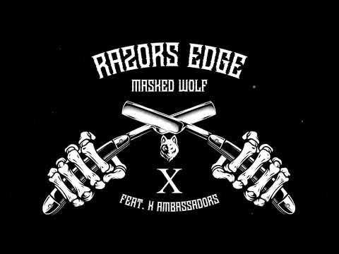 Masked Wolf - Razor's Edge feat. X Ambassadors (Official Audio)