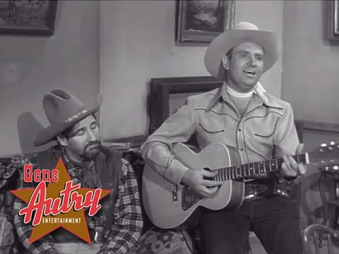 Gene Autry - Down in the Valley (TGAS S2E06 - Warning! Danger! 1951)