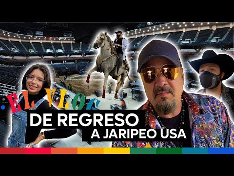 Pepe Aguilar El Vlog 291 - De Regreso a Jaripeo USA