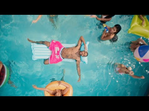 Trevor Jackson - Pictures By My Pool (Official Video)