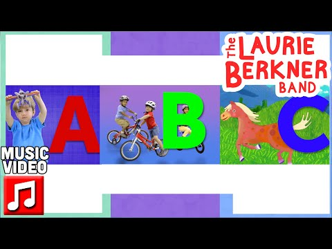 A-B-C En Español (The Spanish Alphabet Song) by The Laurie Berkner Band   Learn Spanish For Kids