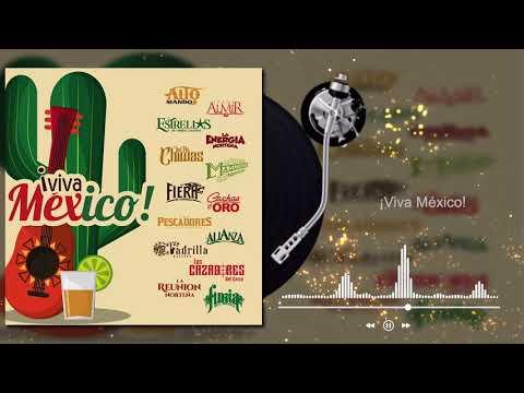 Elenco Azteca Records - ¡Viva México! (Audio)