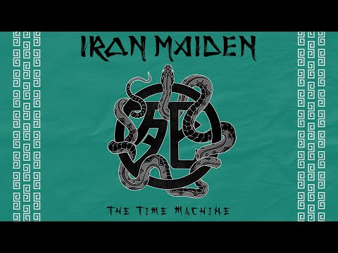 Iron Maiden - The Time Machine (Official Audio)