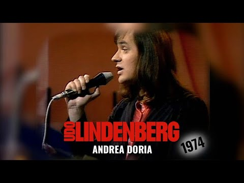 Udo Lindenberg - Alles klar auf der Andrea Doria (1974)