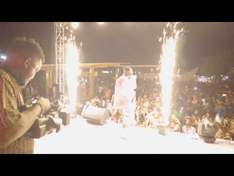 Rayvanny - Amaboko performance in Kidimbwi Dar es salaam