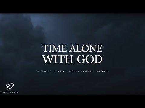 Holy Spirit Rain: 3 Hour Prayer Time Music | Christian Meditation Music | Peaceful Relaxation Music